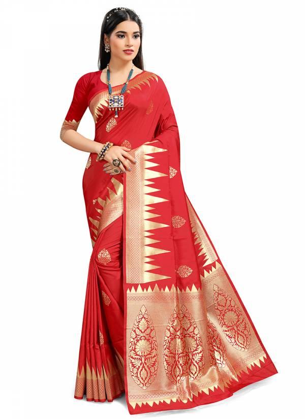 Nari Fashion Roopsundari Silk New Designer Festival Wear Sarees Collection