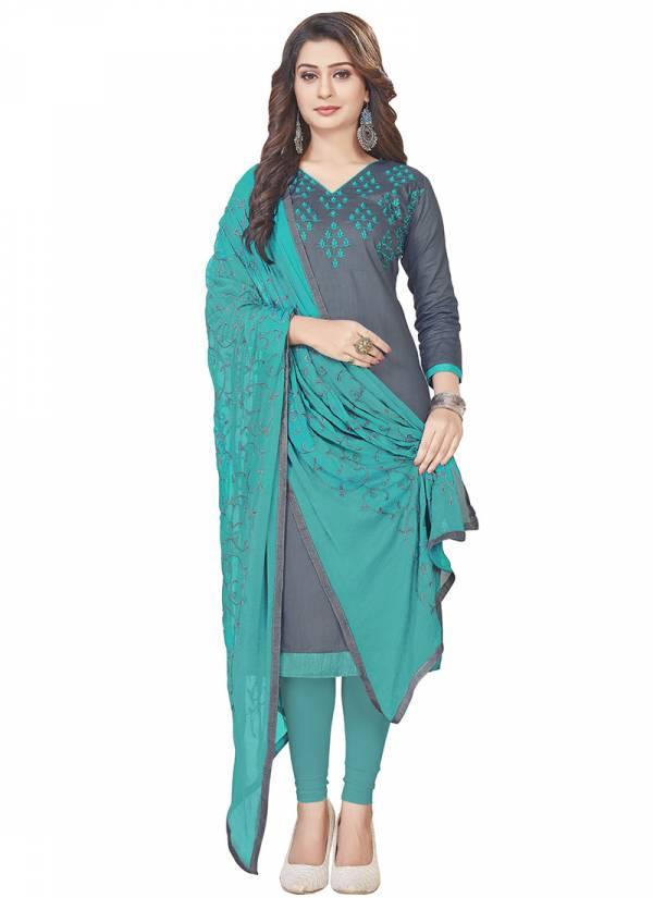 Rahul NX Nirali Series 1001-1011 New Design Satin Cotton With Stylish Embroidery Work Readymade Salwar Suits Collection
