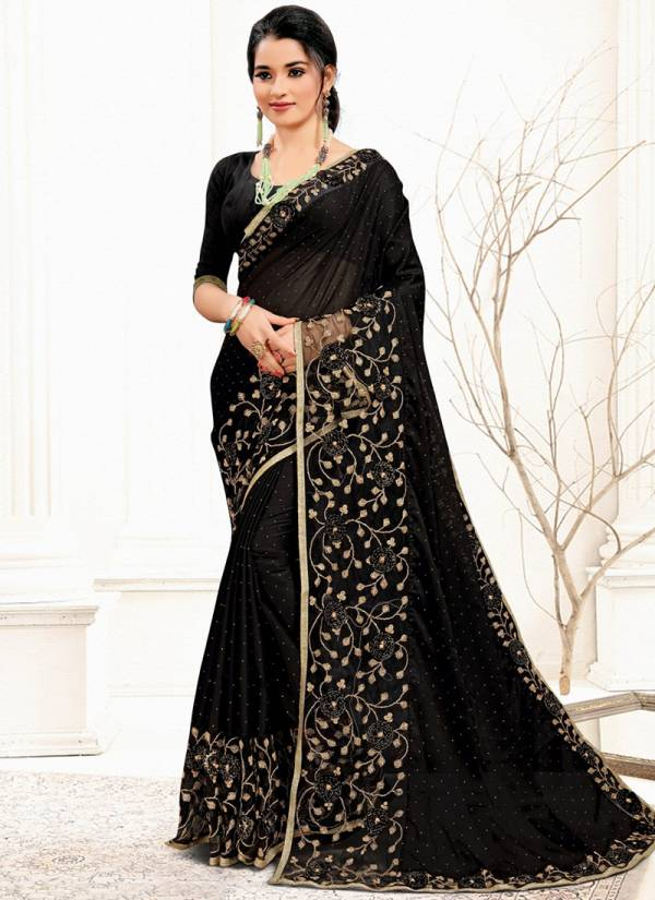 Nari Fashion Aahana Rangoli Silk Sequence Designer Sarees Collection