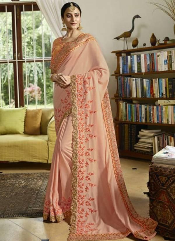 Ardhangini Shrushty Vol 2 Series 4121-4128 Silk Sequence Resham & Jari Fancy Work Festival Wear Sarees Collection