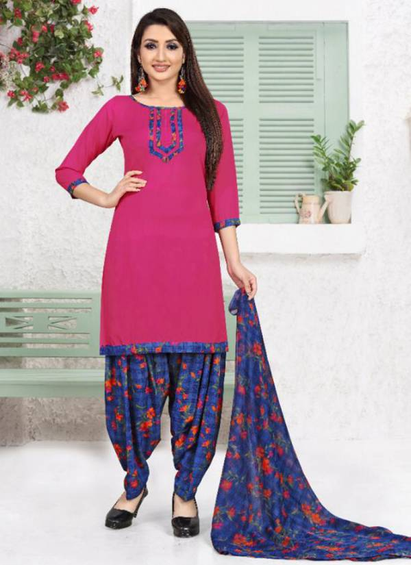 Sweety Fashion Milly Vol 35 Series 5001-5012 Leon Crepe Casual Wear Suits Collection