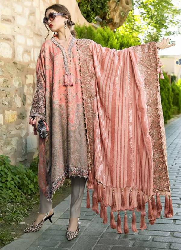 Shree Fab Mariya B Lawn Vol 5 Series 1467-1474 Pure Jam Cotton With Embroidery Work Exclusive Designer Pakistani Suits Collection