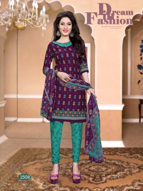 Poornima Textile Sona American Crepe Designer Suits Collection
