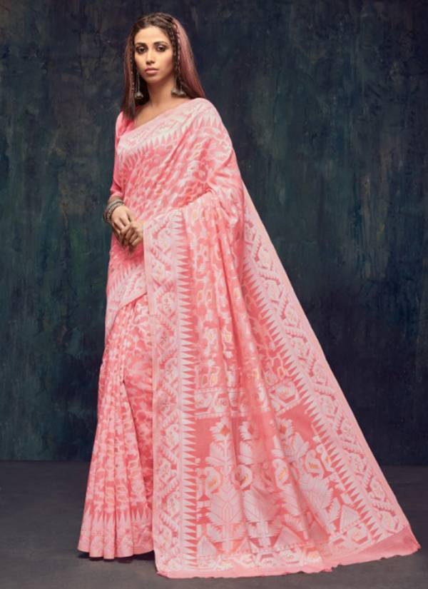 Asisa Nayantara Series 6001-6006 Cotton Silk Designer Latest Party Wear Fancy Sarees Collection