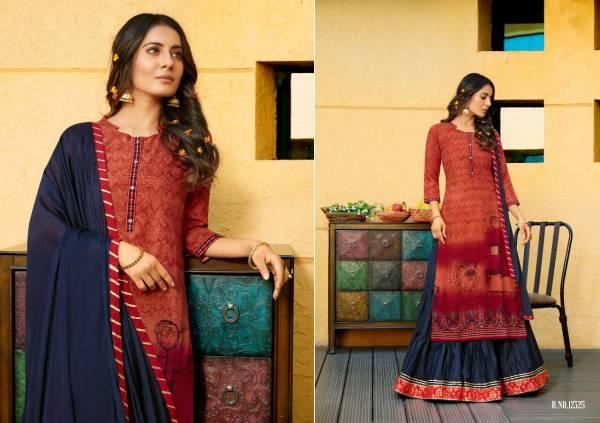 Kalaroop Venue Vol 2 Series 12323-12326 Pure Digital Rayon Printed Designer Readymade Lehenga Suits Wholesale Price Collection