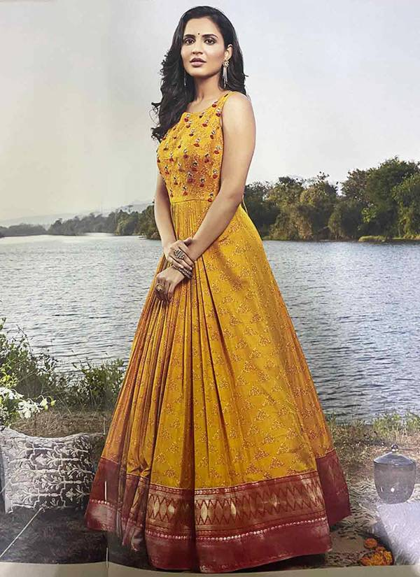 Ashish Series 11A-18A Fancy Exclusive Designer Different Style Fantastic Look Party Wear Readymade Salwar Suits Collection