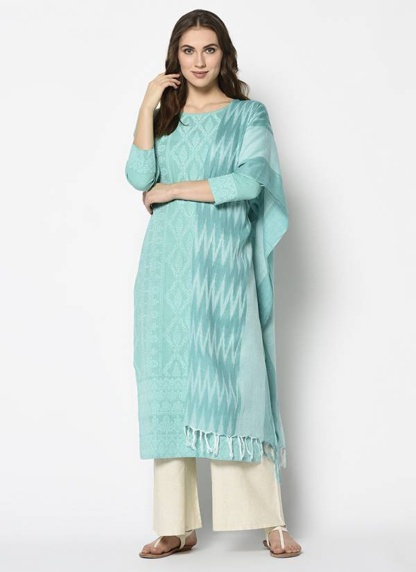 KVS De Vastri Series KVSSK5049_LF-KVSSK5054_LF Pure Cotton With Khadi Print Regular Wear Suits collection