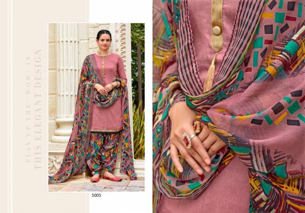 Sweety Fashion Jhumka Vol 25 Cotton Satin With Button Daily Wear Patiyala Suits Collection