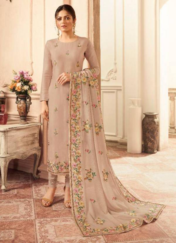 LT Fabrics Nitya Vol 155 Series 5501-5506 Rebella Silk With Swarovski Work Latest Designer Churidar Suits Collection
