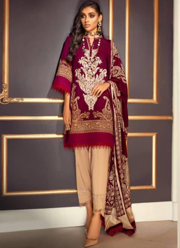 Shree Fab Sana Safinaz Muzlin Collection Vol 6 Series 1474-1481 Pure Jam Cotton Print With Designer Patch Embroidery Work Latest Designer Pakistani Suits Collection