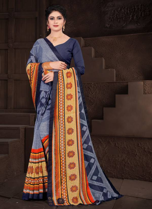 Kodas Colors 47 Series 6462-6469 Buy Now Rennial Dani Printed New Fancy Daily Wear Sarees Collection