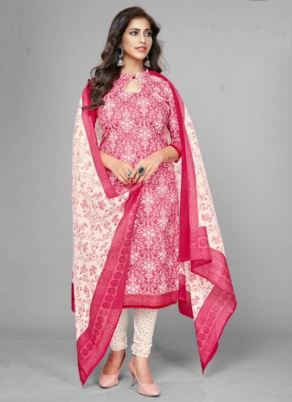 DeepTex Prints Chief Guest Vol 18 Series 1801-1815 Pure Cotton New Fancy Daily Wear Salwar Suits Collection