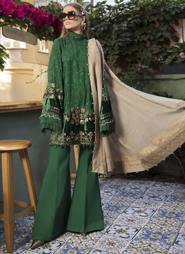 Shree Fab Mariya B Lawn Collection Vol 05 Series1467-1474 Pure Jam Cotton Print With Heavy Embroidery Work New Designer Pakistani Suits Collection