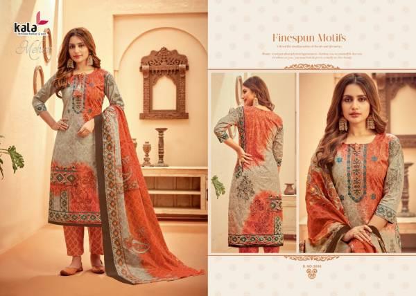 Kala Fashion  Kala Meher Vol-5 Pure Cotton Salwar Suit Collection
