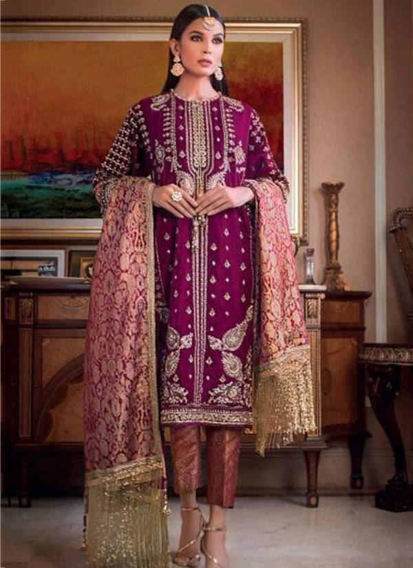 Rinaz Fashion Block Buster Vol 5 Series 1114-1148 Faux Georgette With Heavy Embroider & Diamond Work Party Wear Exclusive Designer Pakistani Suits Collection