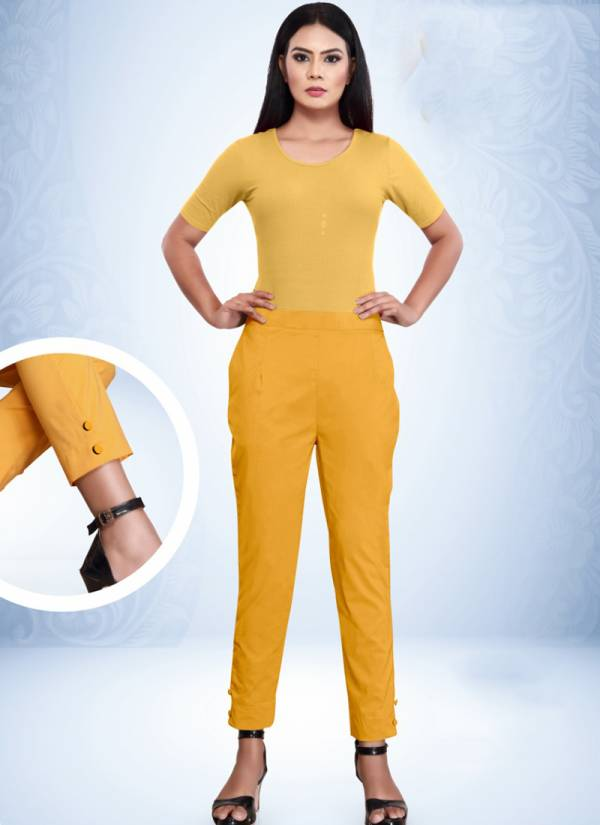 Alishka Fashion Casual Pant Series 1001AF-1007AF Stretchable New Designer Daily Wear Pants Collection