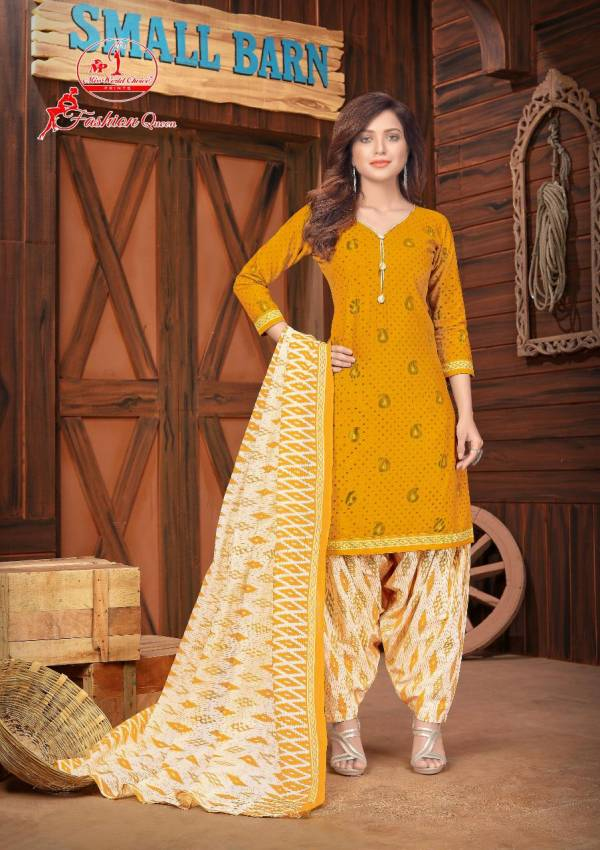 Miss World Choice Fashion Queen Vol-6 Pure Cotton Salwar Suit Collection