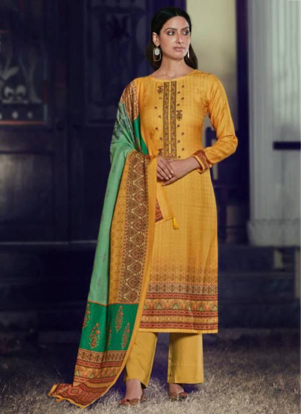 Rama Raazi Rangvesh Vol 2 Series 2001-2008 Pashmina Dobby Digital Print Winter Special Daily Wear Salwar Suits Collection