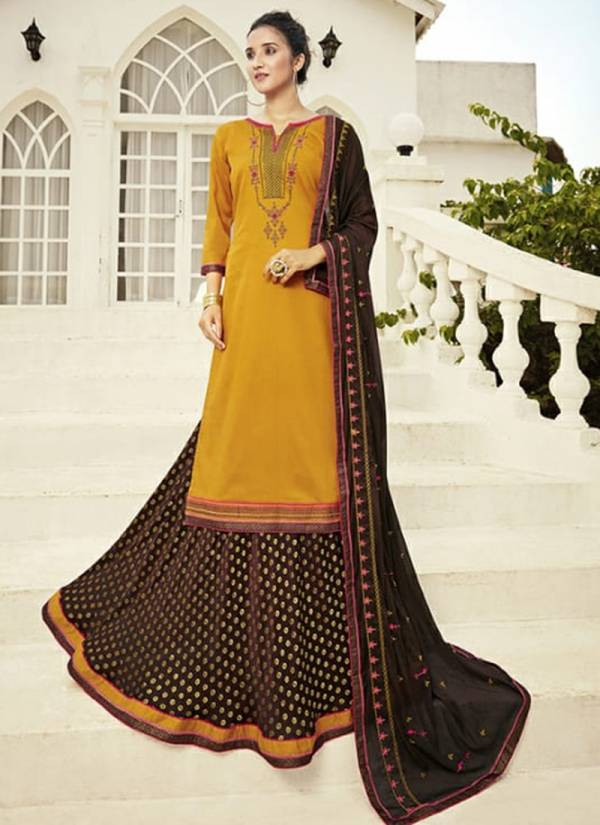Kessi Black Berry Vol 2 Series 1801-1804 Jam Silk Cotton With Heavy Embroidery Work Designer Party Wear Suits Collection