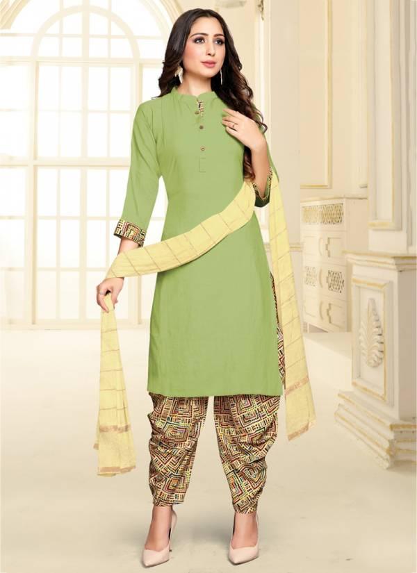 Tunic House Patiala Rani Heavy Viscose Rayon Festival Wear Designer Patiyala Suits Collection