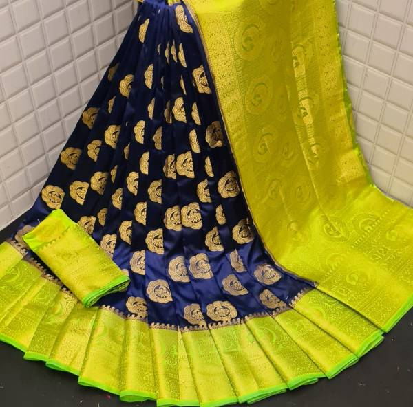 Nakshatra Fashion Studio Vol 9 Nylon Silk With Zari Weaving Reach Pallu Wedding Wear Designer Sarees Collection