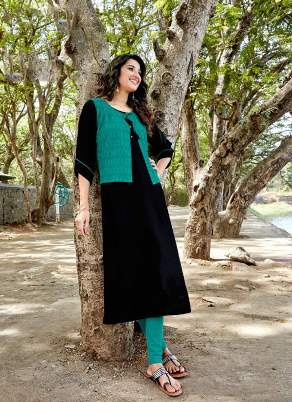 Parra Studio Paytm Series 1001-1007 Rayon Fancy Kurti With Stylish Chikan Embroidery Work Koti Collection