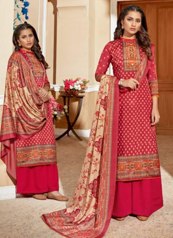 Bipson Hayat 3 Series 1190-1193 New Designer Tussar Silk Digital Style Fancy Print Daily Wear Salwar Suits Collection