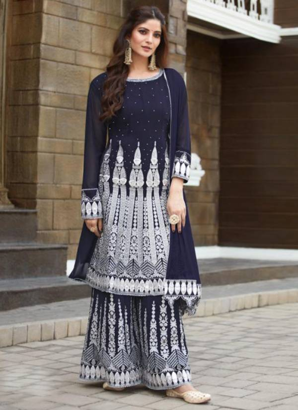 Your Choice Nazakat  Ramzan Eid Special Sharara Suits Collection