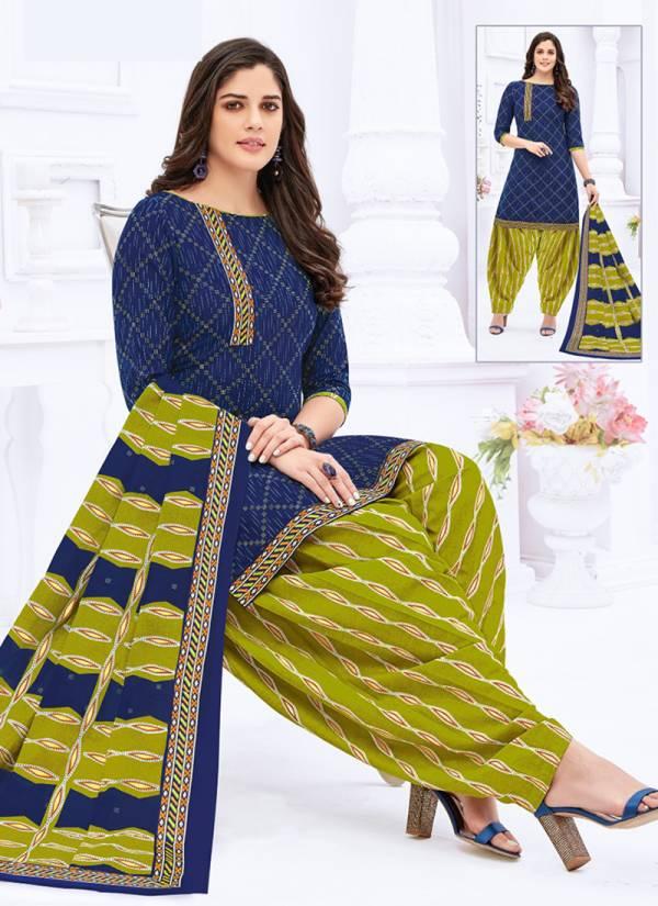 Shree Ganesh Kiyara Premium Vol 6 Series 1521-7009 Pure Cotton Printed Readymade New Fancy Patiyala Suits Collection