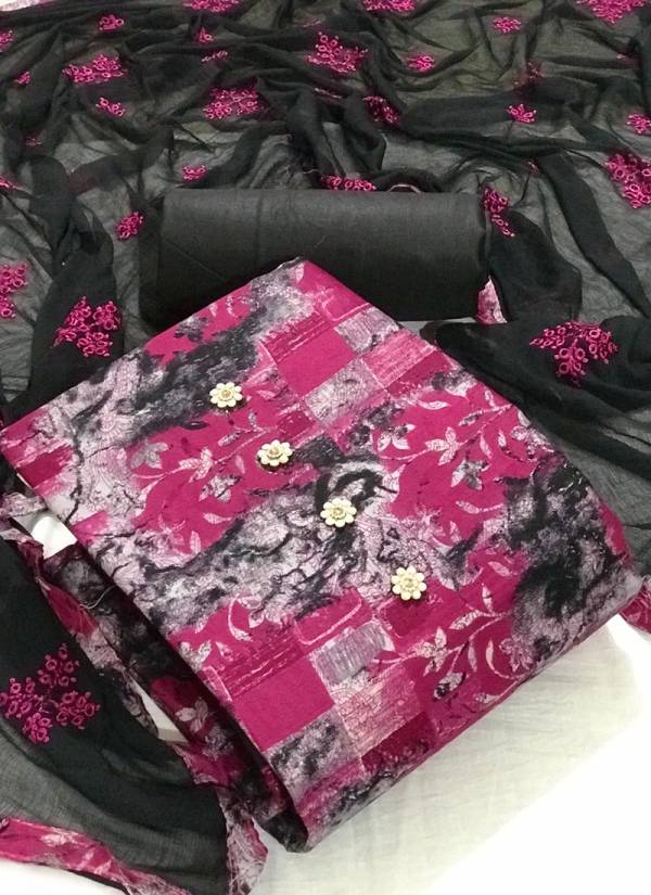 Designer Suits Bombay Cotton Printed Work Casual Wear Designer Salwar Suits Collection