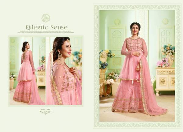 Utsav Suits Mrigni Vol 6 Series 1001-1006 Butterfly Net With Heavy Embroidery Work Latest Designer Anarkali Suits Collection