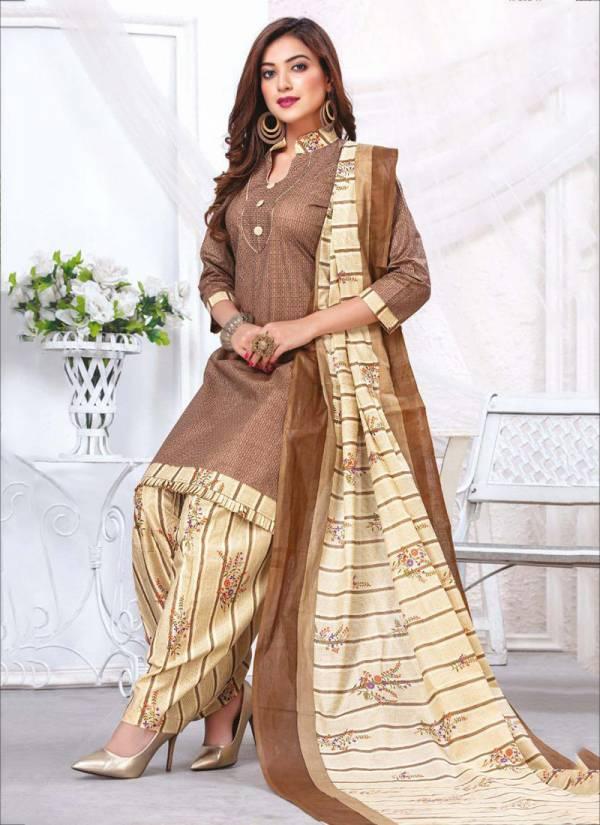 JK Shahi Patiyala Vol 06 Series 6001-6010 Latest Designer Pure Cotton Office Wear Exclusive Salwar Suits Collection
