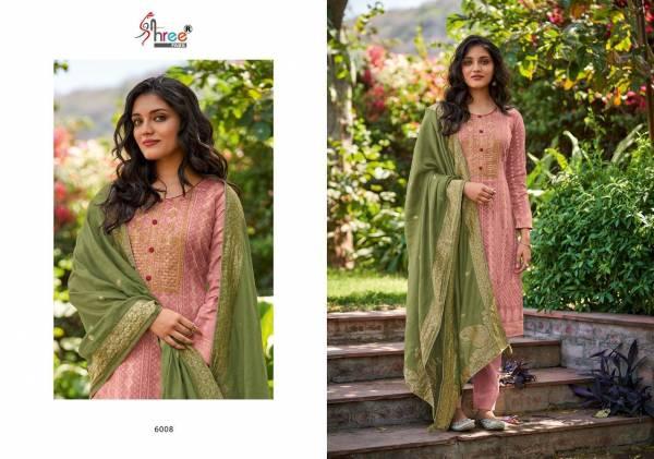 Shree Fab Miraya Jam Cotton Digital Printed Work Traditional Wear Designer suit Collection