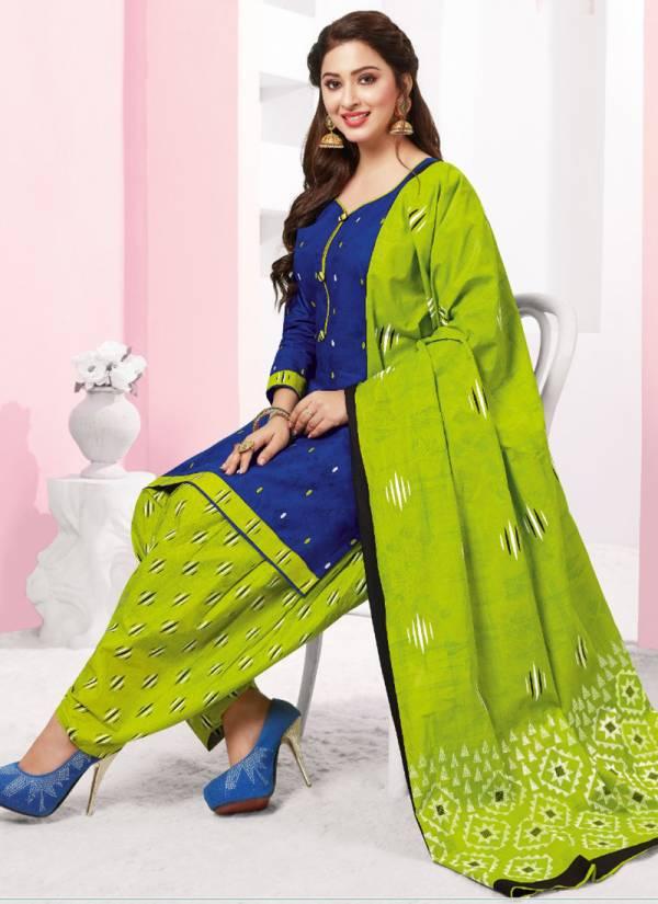 Navkar Meet Vol 2 Series 2001-2012 Pure Printed Cotton Designer Casual Wear Readymade Patiyala Suits Collection