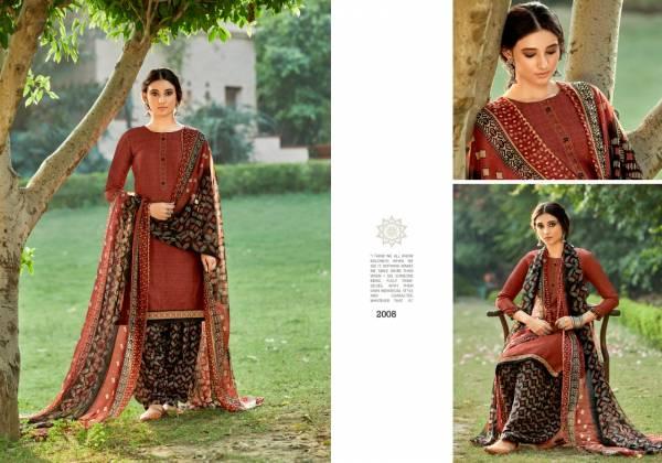 Sweety Fashion Najuk Vol 2 Cotton Satin With Swarovski Work Patiyala Suits Collection