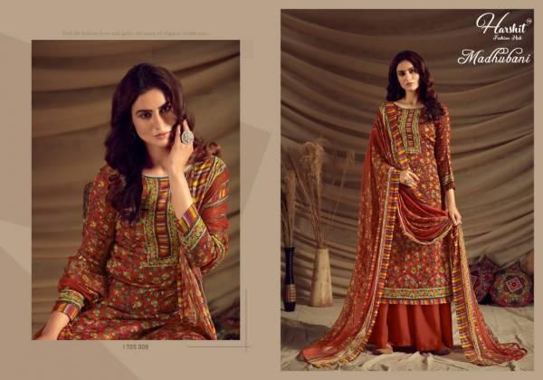 Alok Suit Madhubani Pure Jam Digital Printed Diamond Work Palazzo Suits Collection