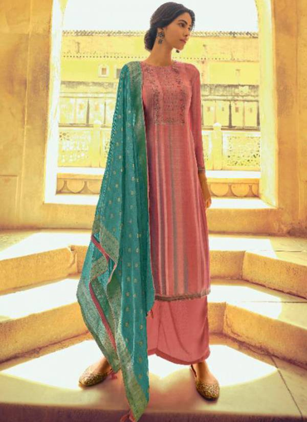 Deepsy Ahana 2 Series 78001-78006 Pashmina Digital Print With Hand Embroidery Work Festival Wear Suits Collection