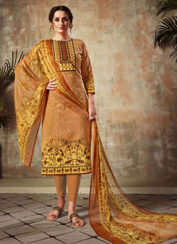 Zulfat Designer Suits Gulmohar Vol 2 Series 170-001 -170-010 Pure Cotton Digital Style Print Daily Wear Fancy Suits Collection