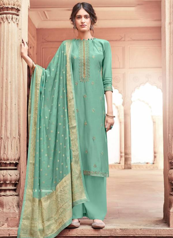 Bela Fashion Aasna Vol 2 Series 1584-1592 Viscose Muslin With Embroidery Work New Designer Palazzo Suits Collection