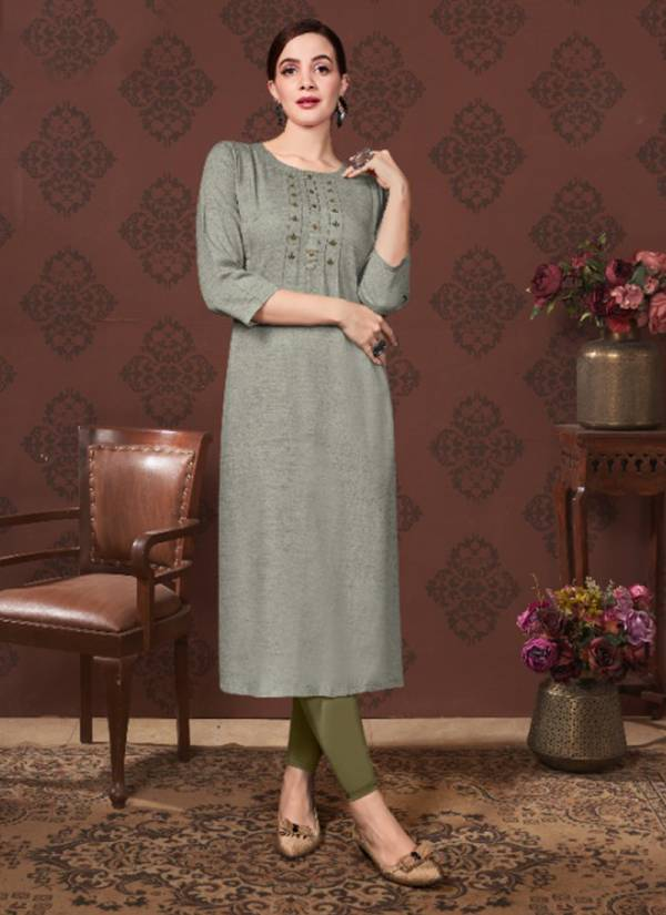 Sweety Fashion Decent Series 1001-1008 Rayon Summer Special New Designer Kurtis Collection