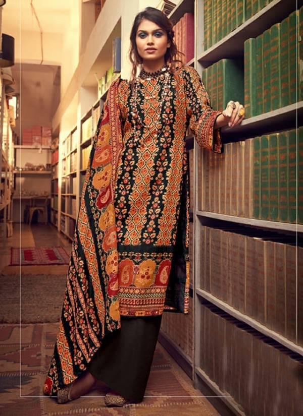 Belliza Al'Marina Vol 3 Series 475-001 - 475-010 New Designer Latest Winter Season Pure Pashmina Digital Style Print Salwar Suits Collection
