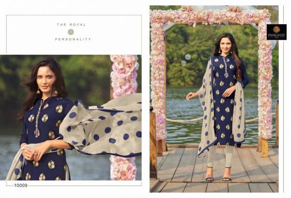 Panghat NX Pankhudi Vol 2 Modal Cotton Fancy Work Festival Wear Suits Collection
