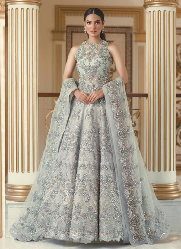 Rinaz Fashion Rim Zim Vol 3 Series 1121-1132 Butterfly Net With Heavy Embroidery Work Designer Wedding Wear Pakistani Suits Collection