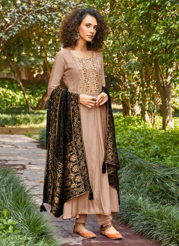 Ibiza Nargis Series 805-812 Pure Silk With Fancy Embroidery Work Designer Festival Wear Salwar Suits Collection