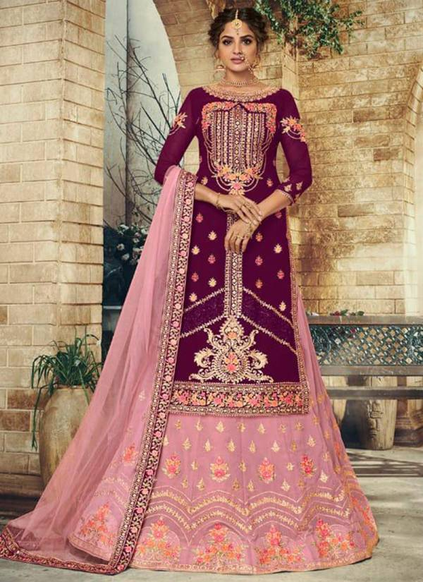 Amyra Designer Bandhan Series 1001ADB-1005ADB Real Georgette With Heavy Embroidery And Fancy Diamond Work Latest Designer Lehenga Suits Collection