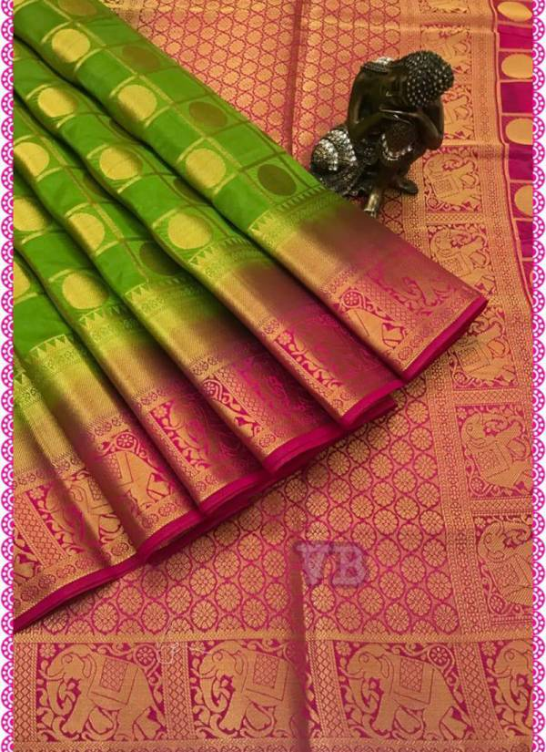 Nakshatra Fashion Studio Nylon Silk With Zari Weaving Reach Pallu Treading Look Designer Sarees Collection