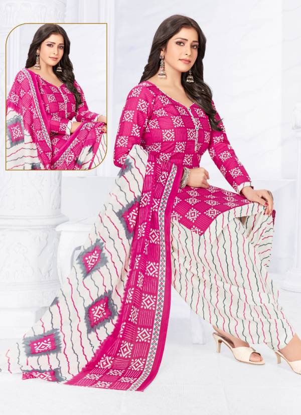 Siddharth Fashion Pashmina Vol 1 Cotton Printed Exclusive Design New Fancy Readymade Patiyala Suits Collection
