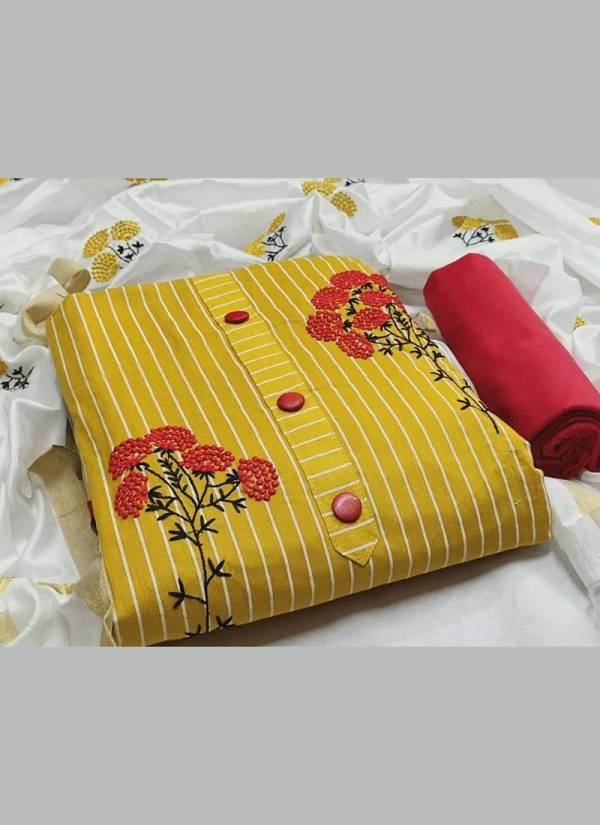 Designer Suits Series 555-558 PC Cotton Print With Stylish Work Regular Wear Suits Collection