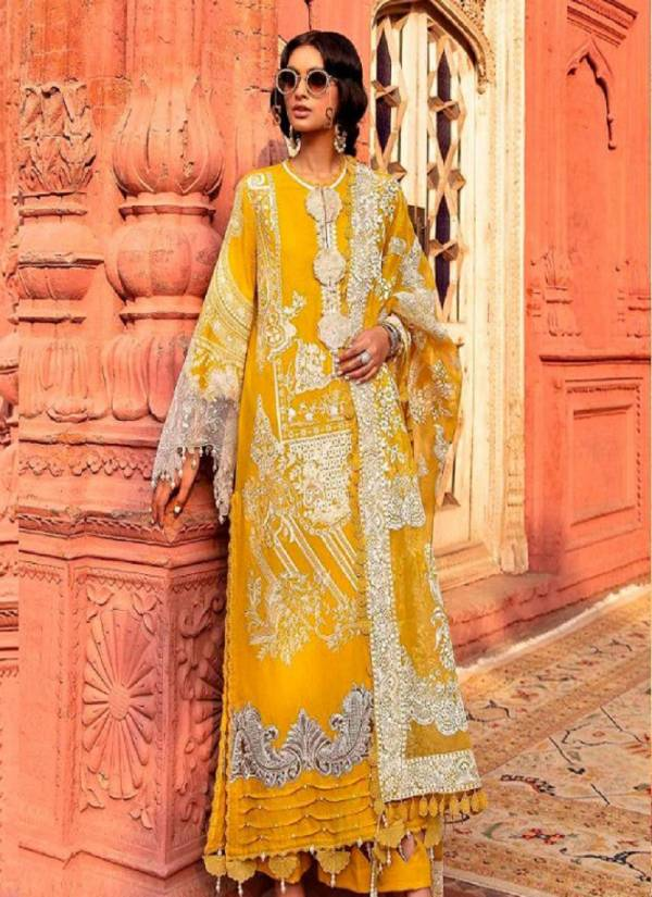 Deepsy Suits Sana Safinaz Pure Cotton Printed With Embroidery Work Designer Pakistani Suits Collection