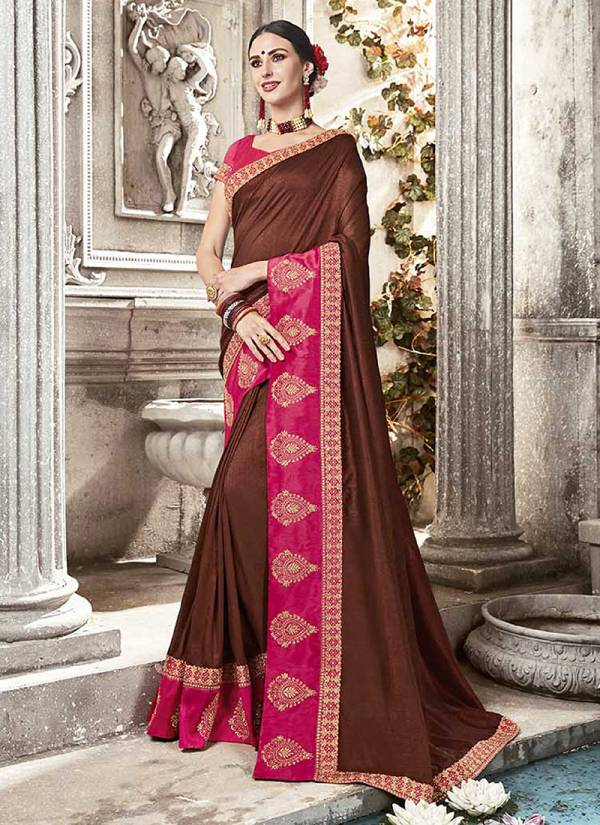 Kalista Fashion Aasam 3 Series 1017-1024 Latest New Designer Silk Party Wear Sarees Collection